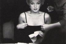 Marilyn Icon Monroe / She seemed nice! / by Coco Salazar