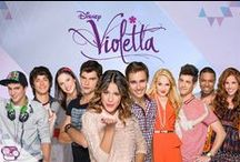 ♥♥ VIOLETTA ♪♫♪♫♪♫ / ♪ ♫♪ ♫♪ ♫♪ ♫♪ ♫♪ ♫♪ ♫♪ ♫♪ ♫♪ ♫♪ ♫♪ ♫♪ ♫ Disney Channel series / Love / Music / Dance