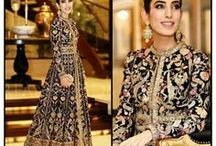 Designer Gowns / Designer Gowns for indian weddings