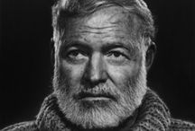 Ernest Hemingway / All Things Hemingway  / by Thomas Comstock