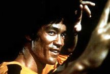 Bruce Lee / Just Incredible  / by Coco Salazar