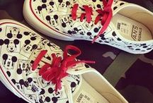 Disney & Vans / Fashion Shoes Clothes