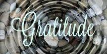 Gratitude Attitude / Change your attitude and change your life!