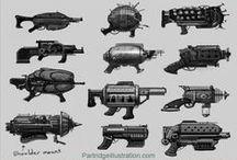 Zbraně & vybavení