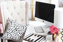 Office Style / Create a space where creativity flows.