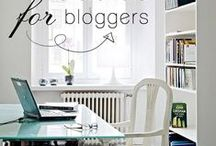 Blogging / Resources for budding bloggers.