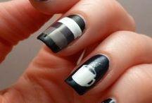 drinking nails