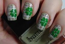 st. patrick s day nails