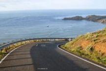 California... The Perfect Motorcycle Roads / The best roads to ride in California!