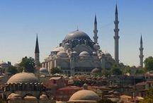 Turquie de mon adolescence / La Turquie ou j'ai passé mes vacances d'adolescente de 1971 a 1975... j'y suis retournée dans les années 80. Le changement était en route.