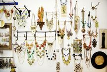 jewelry display / Big thanks for great ideas♡