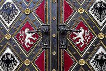door / What will be waiting in the other side of the door?