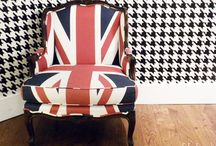 Union Jack / Though I don't understand the reason, I love Union Jack since I was little.