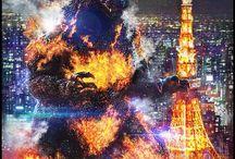 Godzilla  / My God
