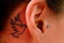 Tattoos and piercings / Beautiful tattoos and piercings