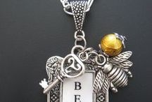 Bee Jewelry / Lovely bees to wear!