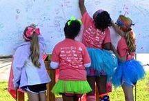 I'm a Girl on the Run / #GirlsontheRun #Runlikeagirl #GirlPower #Runfast #Runquick #Runfar