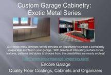 Cool Garages / EncoreGarage New Jersey #custom #garage #installer #garage #garagecabinets #garageflooring http://encoregaragenewjersey.com/about-us/