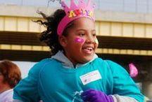♥ Our SoleMates! / #Running #Women #Fitness #Fundraising #Races #HalfMarathon #5k #7k