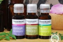Essential Oils / Our Essential oils are sourced from all over the World. Straight from nature our oils are extracted from flowers, leaves, bark, woods, fruit and are always 100% pure and fresh. Tisserand produce simply the best essential oils available for home, family and professional care.