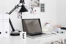 WORKSPACE / Scandinavian & Minimalistic Workspace Inspiration!