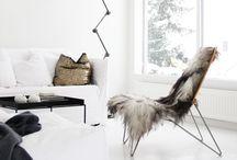 LIVINGROOM / Scandinavian & Minimalistic Livingroom Inspiration!