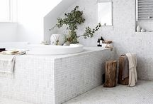 BATHROOM / Scandinavian & Minimalistic Bathroom Inspiration!