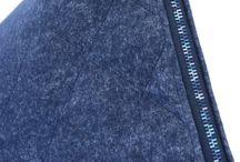 "handbag / Handbag ""twist"" with an extraordinary zippper. Many different colors and materials. It can also be made in the laether.  Dostępna również w wersji skórzanej."