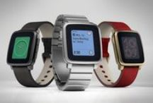 Pebble Time Steel / Pebble has presented Pebble Time Steel, an enhanced version of the previous model. The Time Steel is completely made of metal, stainless steel as you can guess. The metallic body is not the only difference with Pebble Time. The new Time Steel will incorporate a bigger battery that will allow you to reach up to 10 days of autonomy, instead of the 7 days of the standard model.