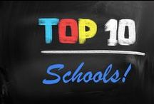 Top Schools from Cruvita.com / Find the best schools in the area you are looking for with Cruvita.com! This board has links to our blog posts about the top-ranked schools in the areas that we service.