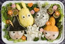 Bento / Awesome ideas and tips to bento lunch boxes