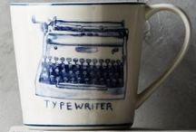 ♡ t y p e w r i t e r ♡ / for some reason I really love typewriters I wish I owned one