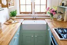 Küchengestaltung / Um Gestaltung einer Küche