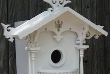 Collecting Birdhouses / by Nancy Ashley
