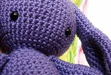 Crochet / by Ahmanda Farmer