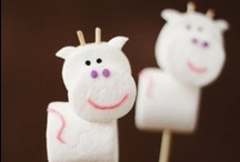 Animal Pops / Marshmallow animal pops for every occasion!