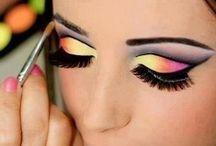 •hair, makeup & nails• / by Ella Jia