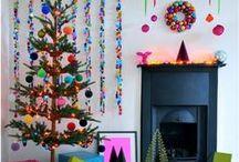 Boho Christmas / by Julie Bull