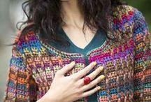 Boho Crochet / by Julie Bull
