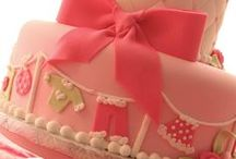 Bridal & Baby shower Cakes