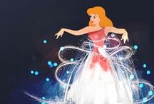 Cinderella <3 / My favourite Disney Princess in the world <3