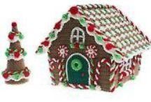 Christmas Crochet / by Julie Bull