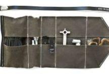 EH Works - Tool Roll / Bike Saddle Bag, Bicycle Tool Roll
