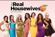 Real Housewives / Over the top entertainment and I'm hooked! #GuiltyPleasure