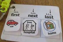 Special Needs - AAC/Communication / Augmented Communication, teaching communication, learning to talk, PECs, PCS etc