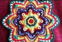 Crochet Motifs / by Julie Bull