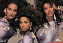 Supermodels / These ladies took the Fashion World by storm in the 90s! Original #Supermodels