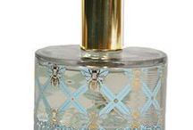 Pretty Scents / I love perfumes fused with floral, fruit and essential oils.