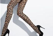 Primal Instincts / Just in case you didn't notice. I LOVE Animal Print!