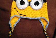 Crochet For Xander / by Julie Bull